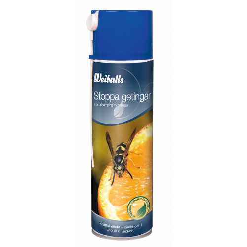Weibulls Weibulls Stoppa Getingar Spray 500ml